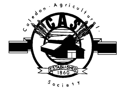 Caledon Agricultural Society Crest