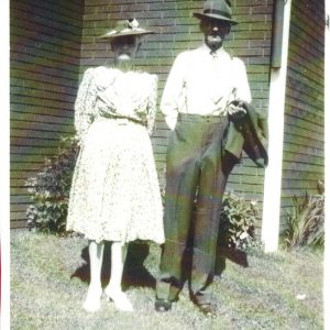 Annie and Sam Patterson